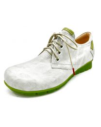 Think! Damen Schuh grau-gruen