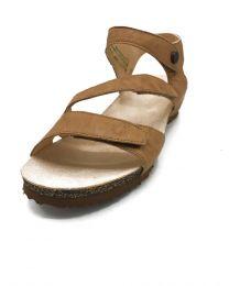 Think! Damen Sandalen beige offen