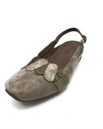 Think! Damen Ballerinas beige